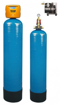Системы аэрации Oxidizer и EMS A