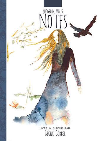 SongBook vol5 Notes Cécile Corbel