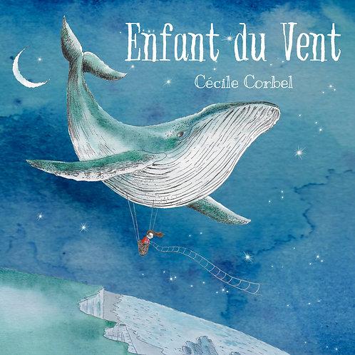 CD Enfant Du Vent - original album 2019