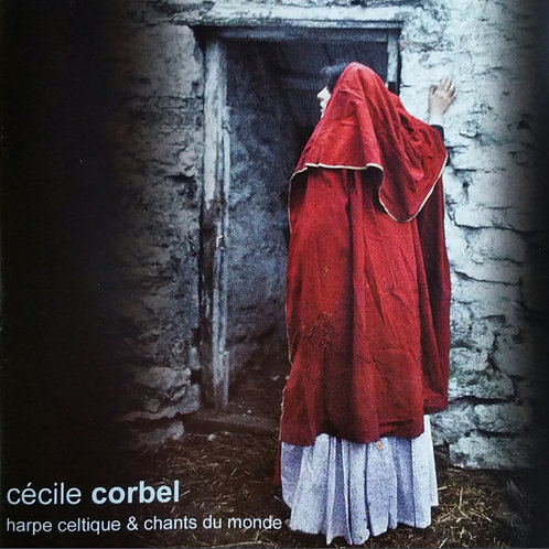 """CD Album """"Harpe Celtique & Chants du Monde"""""""