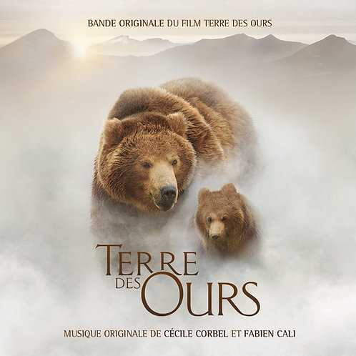 CD Terre des Ours - original soundtrack