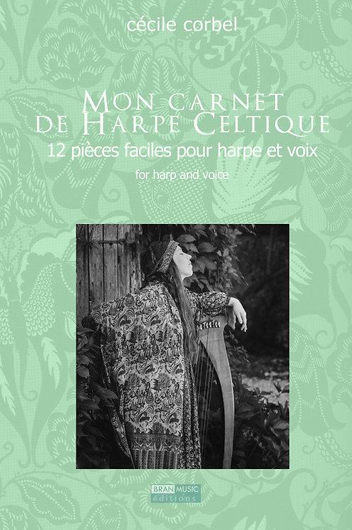 Mon Carnet de Harpe Celtique PDF -  Partitions - Music Sheets