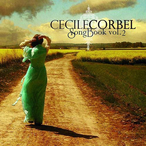 CD SongBook Vol2 - original album 2008