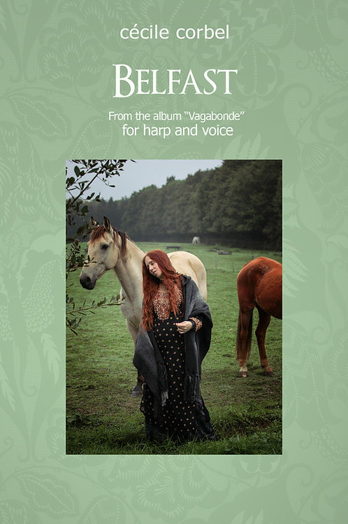 Belfast PDF - Partition - music sheet