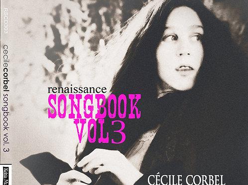 CD SongBook Vol3 - original album 2011