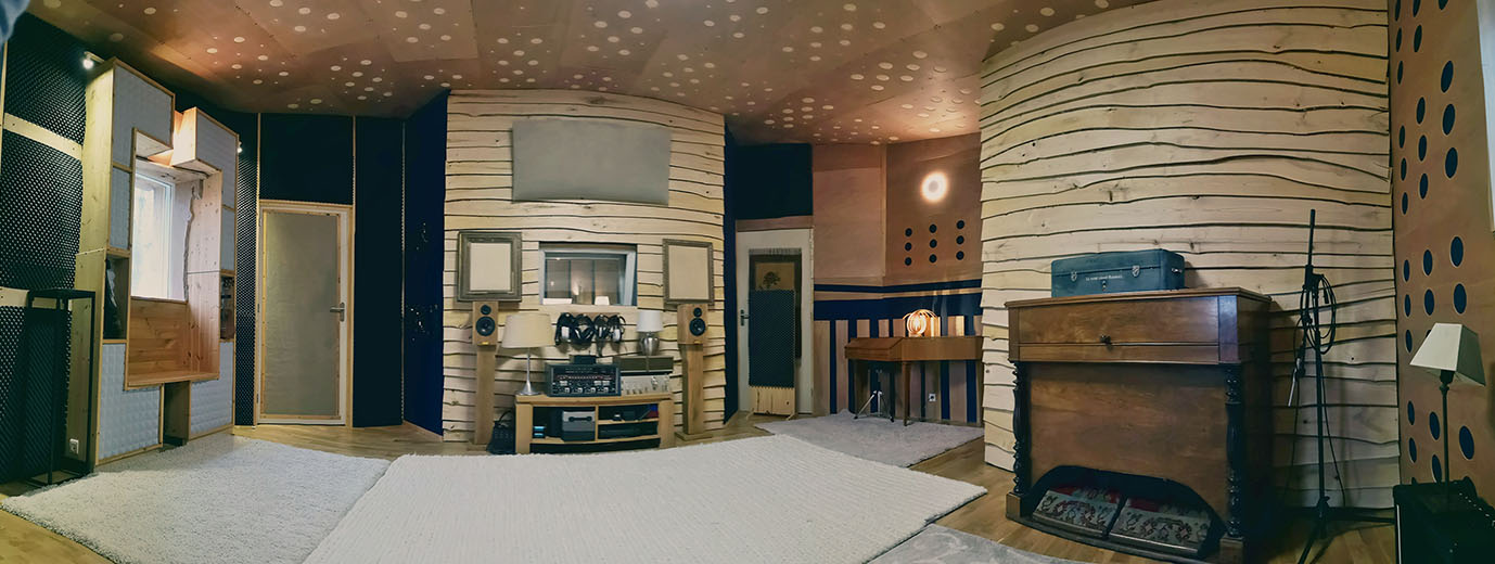 Cabine Tricastel Studio