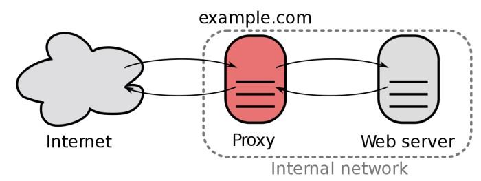 Proxy Reverso
