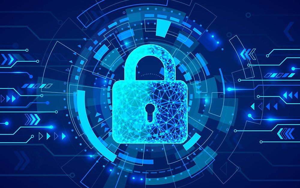 Segurança Digital - cadeado