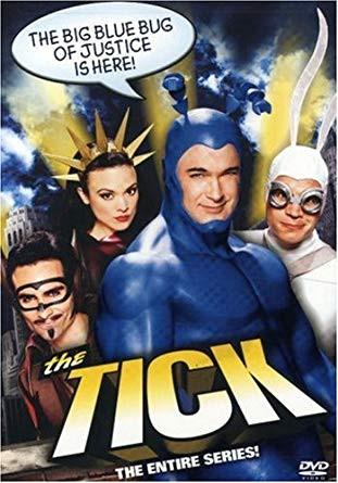 The Tick 2002 con Warburton