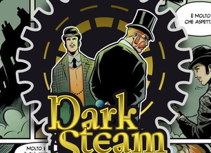 Dark Steam Tales: Fumetti e Vapore Oscuro nella Londra del 1890