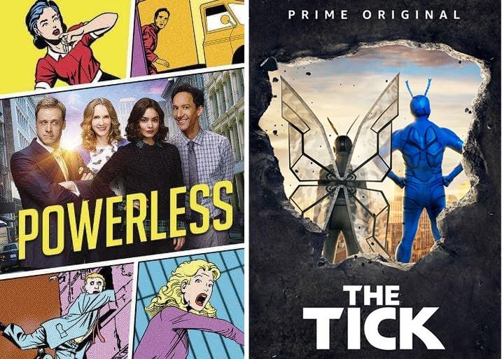 The tick + Powerless