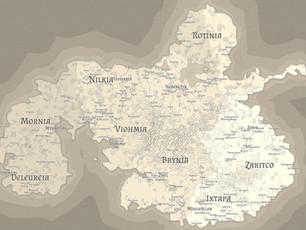 Progettare mondi (e mappe) fantasy