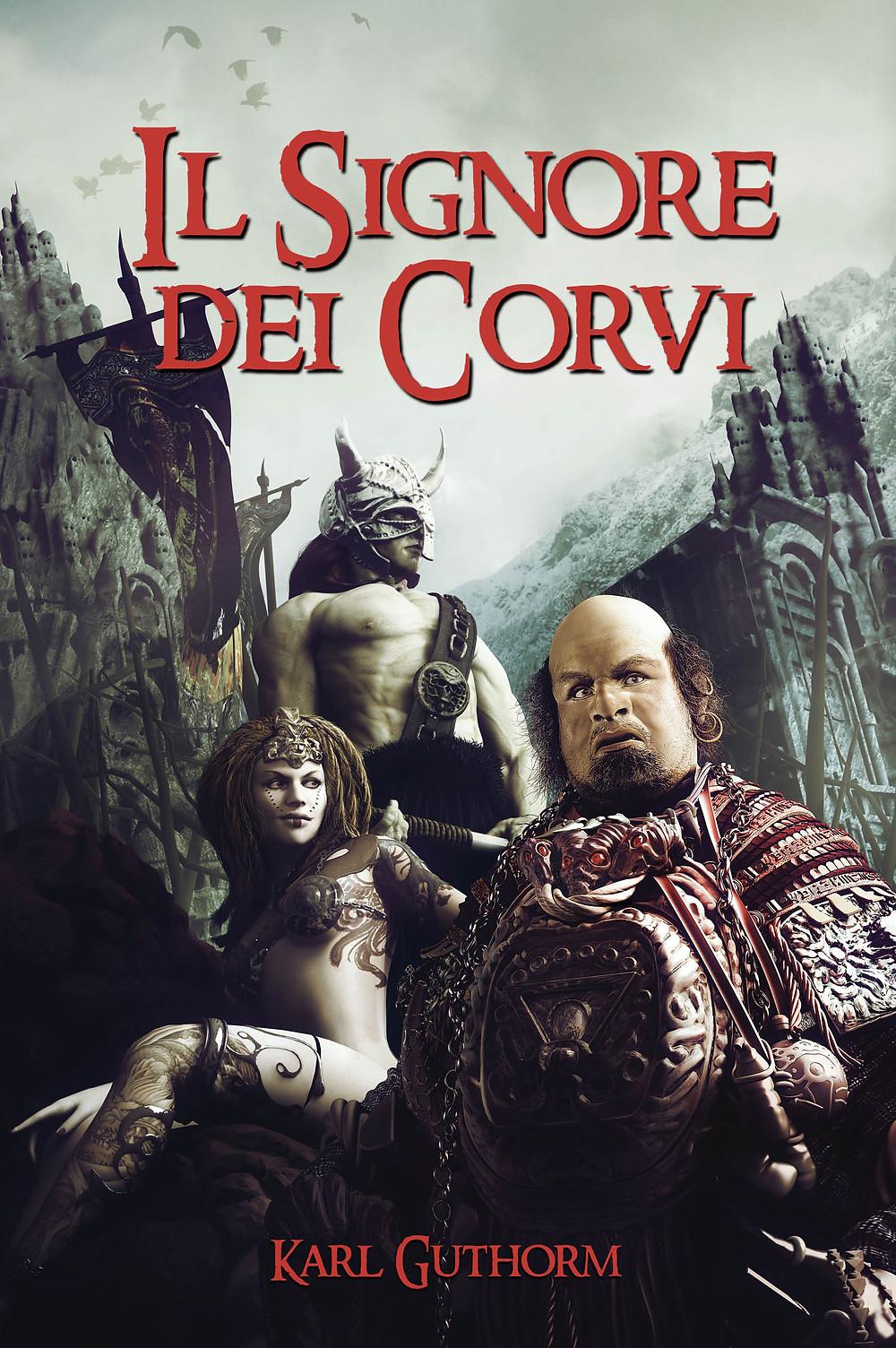 Il Signore dei Corvi (copertina)