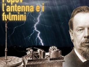 Popov, l'antenna e i fulmini