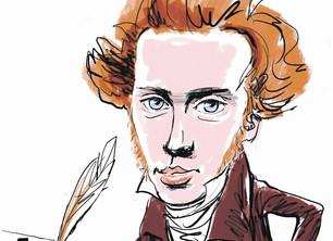 Kierkegaard entra dal gelataio