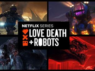 Love, Death + Robots, storie ai confini della realtà