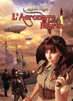 copertina de L'Aeronave per Marte
