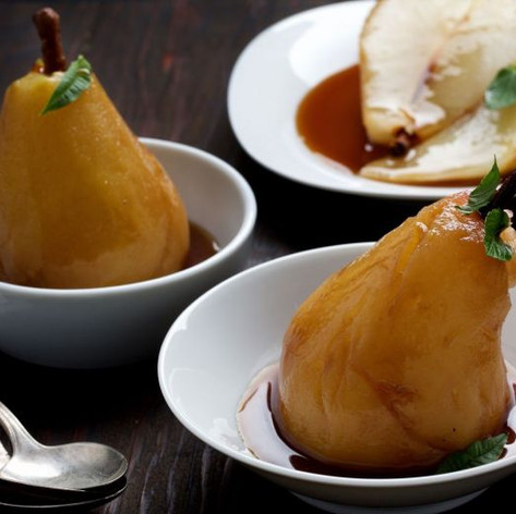 Aromatic Pears