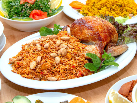 Traditional Food of Saudi Arabia