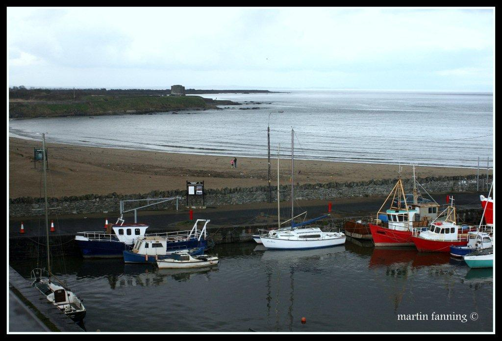 Harbour from Viaduct