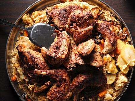 Traditional Food of Jordan