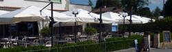 Restaurant terrasse lac léman