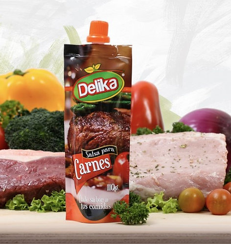 Salsa para carnes / 250 gramos