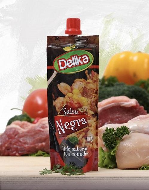 Salsa negra / 250 gramos