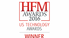 AlphaPipe Wins 2016 HFM Technology Award