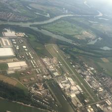 Vol sur le Neckar en 2017
