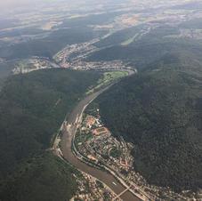 Le Neckar en 2017