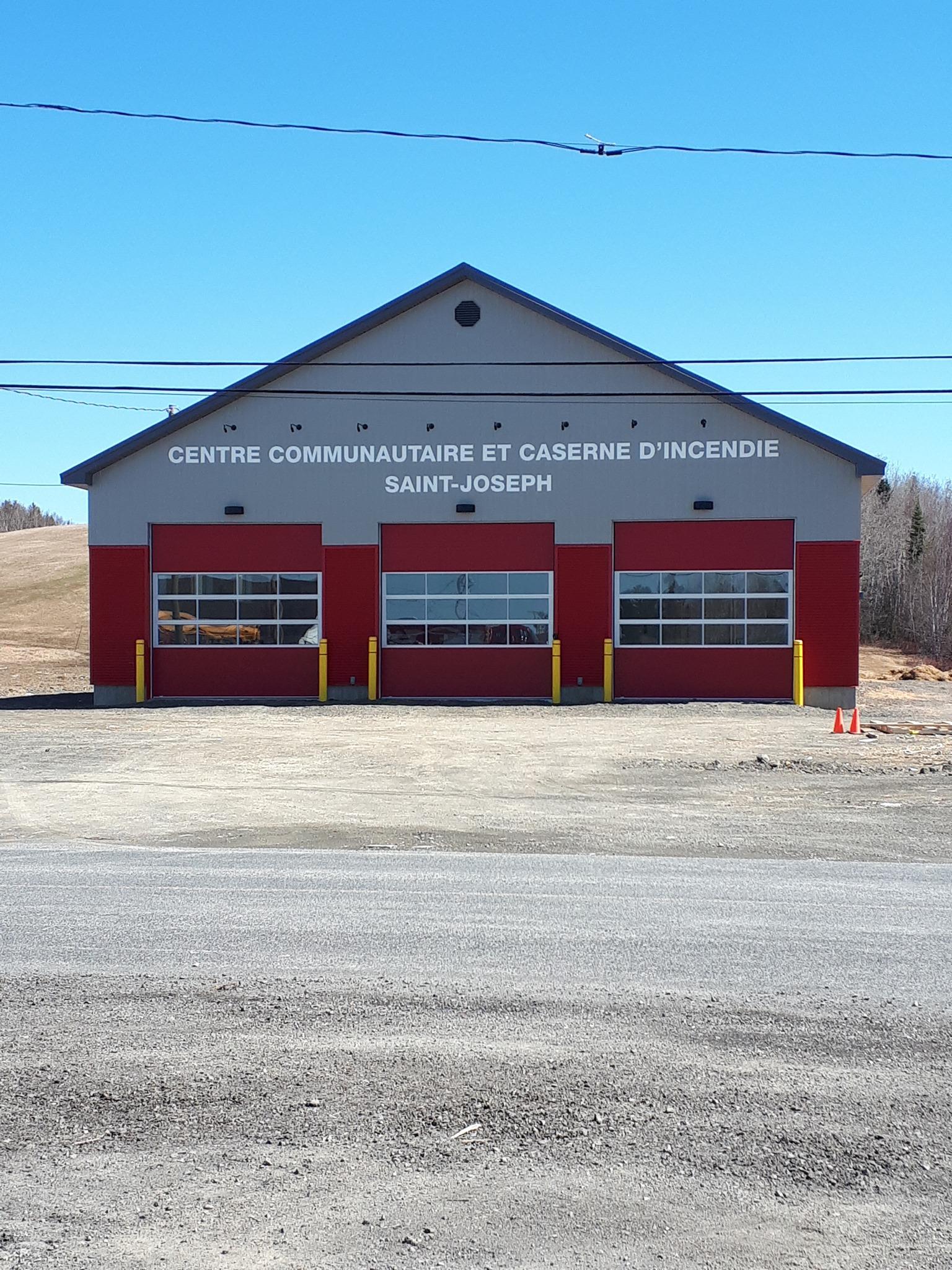 Caserne d'incendie St-Joseph