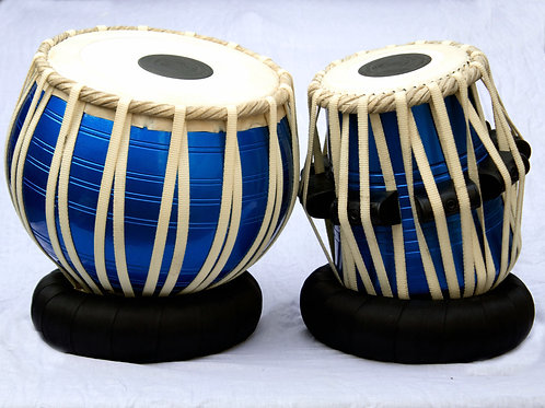 Scale Changer Tabla Blue Metallic.