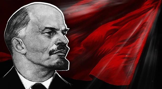 150 лет В.И. Ленину!