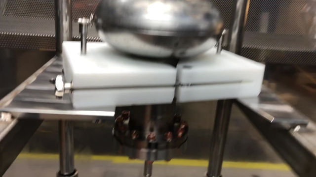 Sealing Flanges with Model 1 Clamps