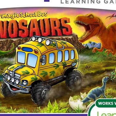 Magic School Bus- dinosaurs