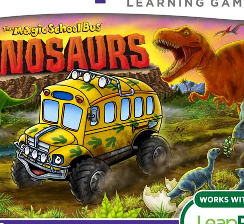 Magic School Bus- dinosaurs