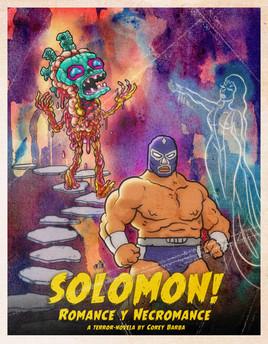 Solomon- Romance y Necromance