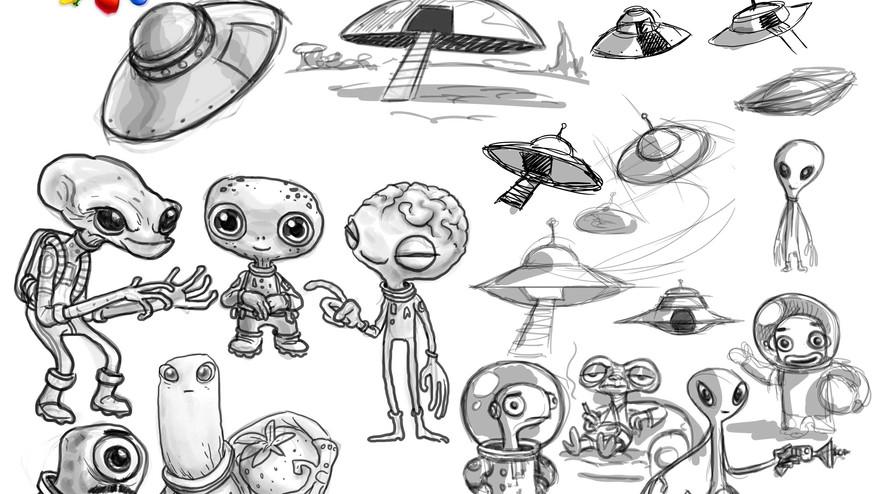 Aliens- Character Exploration