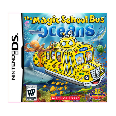 Magic School Bus- Oceans