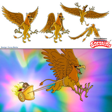 The Golden Griffin