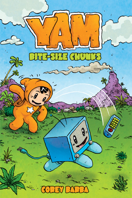 YAM: Bite- Sized Chunks Book