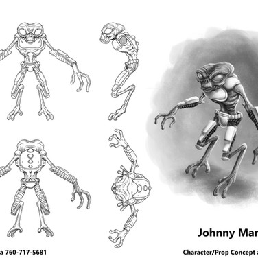 Johnny Mantis