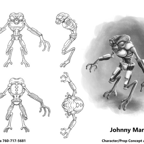 Johnny Mantis