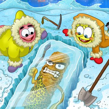 SpongeBob Comics- Cover #47
