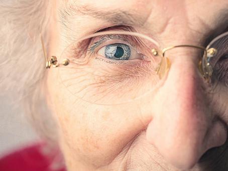 Acometimento vascular da retina utilizado para diagnóstico precoce de Alzheimer