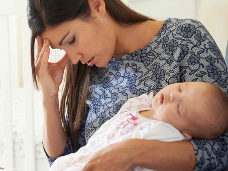 Estudo de Fase 3 promete alternativa eficaz na depressão pós-parto