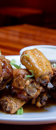 2019.11.24 Ginger Chile Smoked Wings IG.