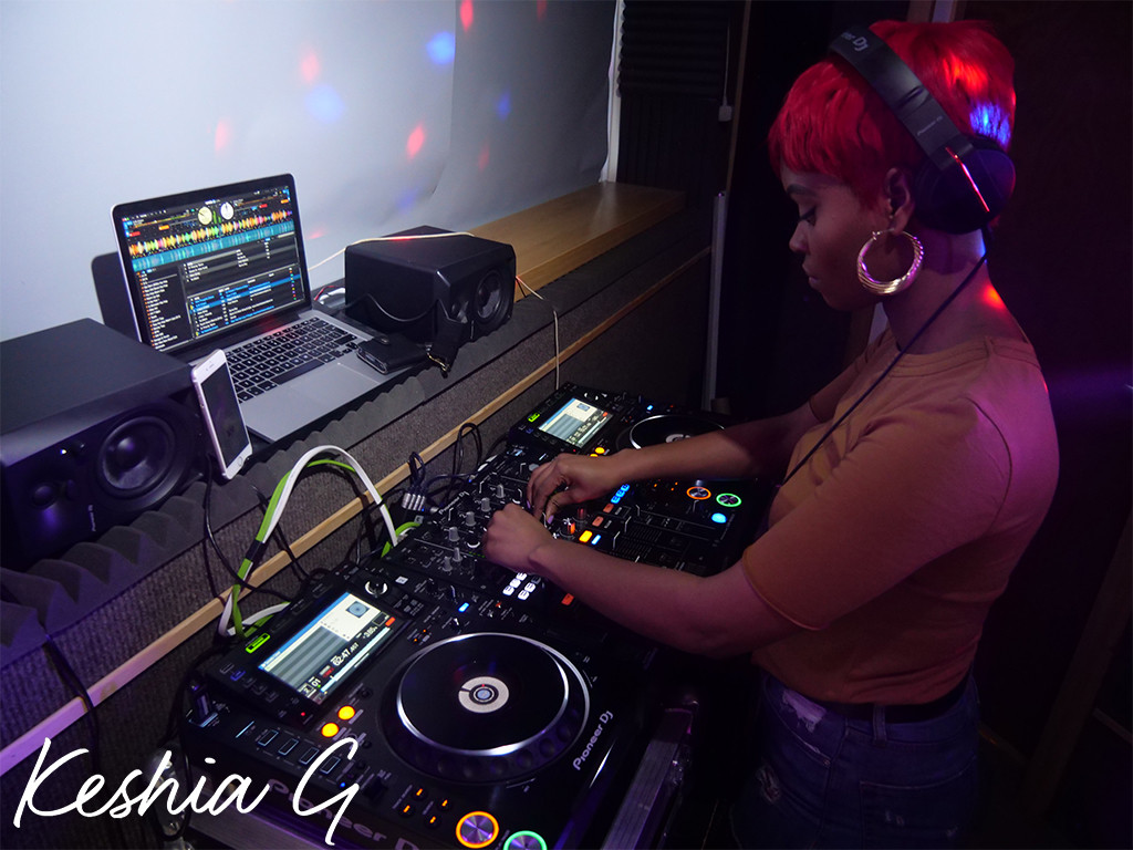 Keshia G DJ School Monikah Lee.jpg