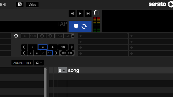 Introduction to using crates in Serato DJ